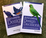 Articulating Design Decisions and Discussing Design